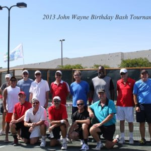 John Wayne Birthday Bash Teams